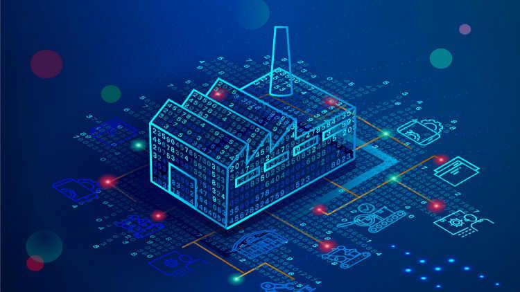 蔚蓝工业开通数字化工厂腾讯视频号